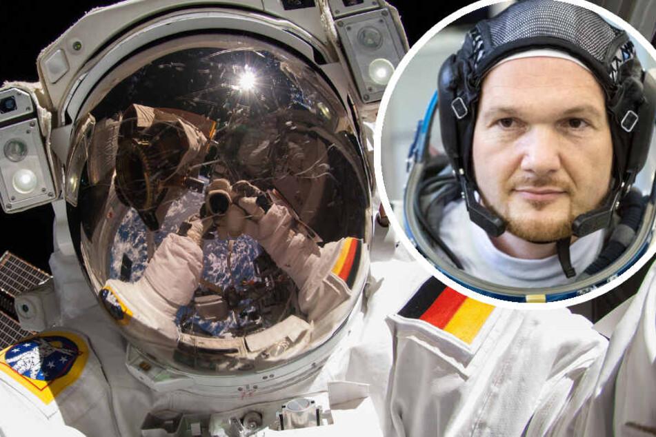 Gerst und Jähn fiebern Start von Sojus MS-09 entgegen