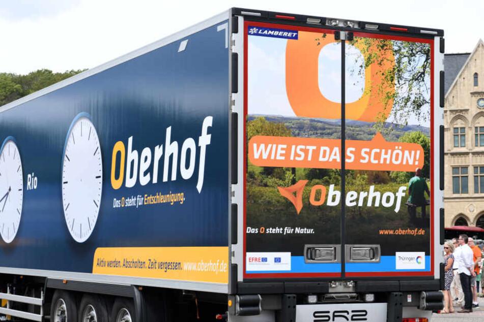 Erst vor kurzem war eine große Imagekampagne für Oberhof gestartet.