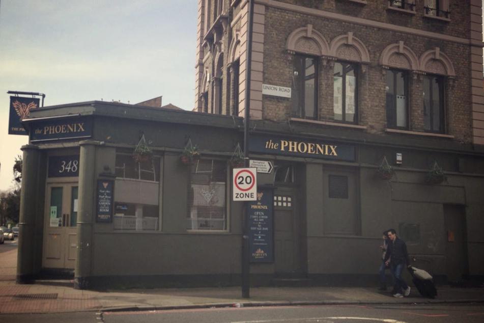 In diesem Londoner Pub hielten Herzogin Kate (36) und ihre Tochter an, um auf Toilette gehen zu können.