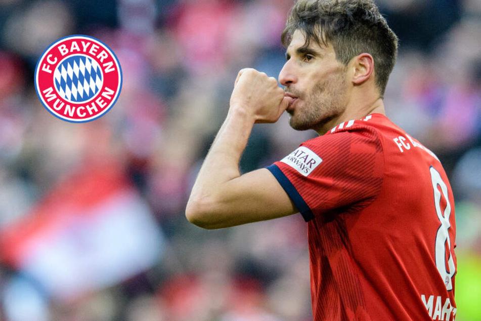 Martinez trifft per Kopf: Bayern schlägt Hertha und rückt dem BVB auf die Pelle!