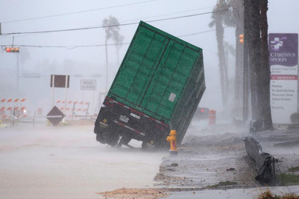 Evakuierung: Heftiger Hurrikan bedroht die US-Küste
