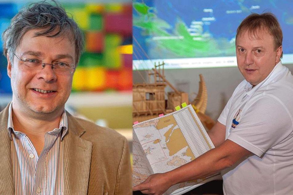 Mit dem Schilfboot übers Schwarze Meer: Abora-Kapitän setzt wieder die Segel