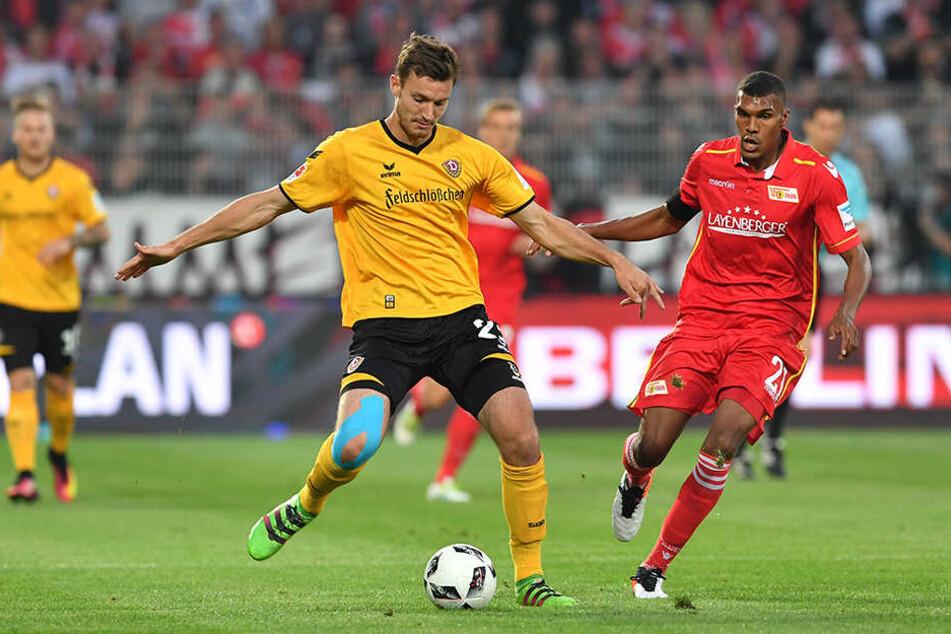 Auch Neuzugang Florian Ballas erkämpfte sich einen Stammplatz.