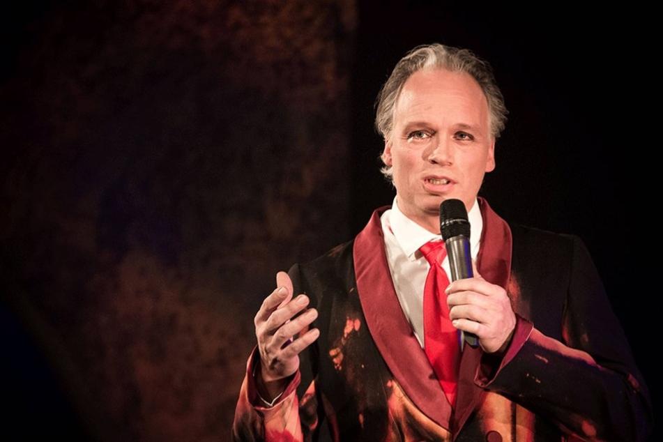 André Sarrasani (44) kämpft um die Zukunft seiner Zirkus-Show.