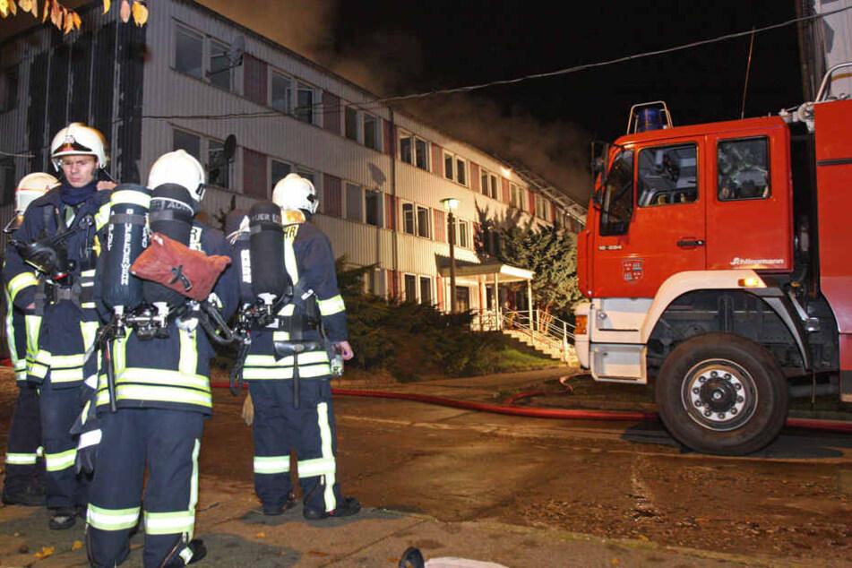 Nach dem Anschlag auf die Einrichtung in der Kopernikusstraße wurde nun ein 32-Jähriger festgenommen.