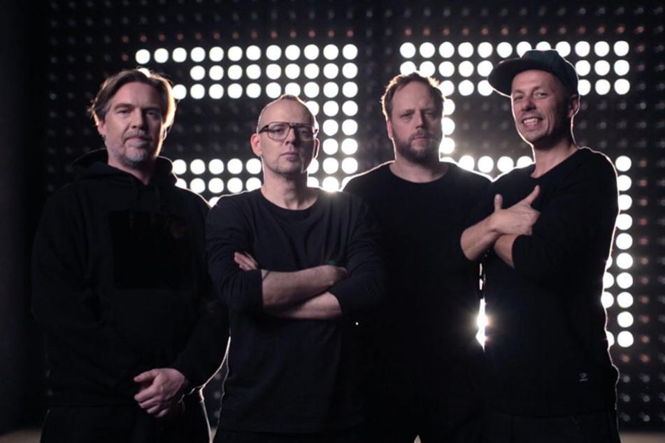 Endlich wieder zurück und auf Tour: Die Fantastischen Vier.