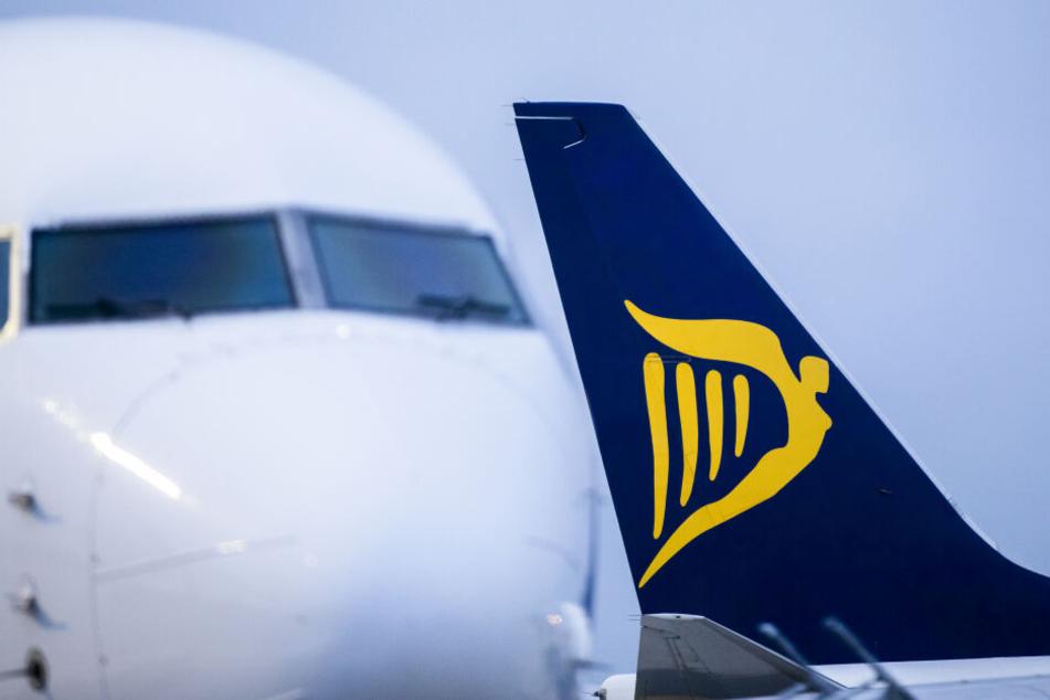 Ryanair entschuldigt sich bei den Passagieren.