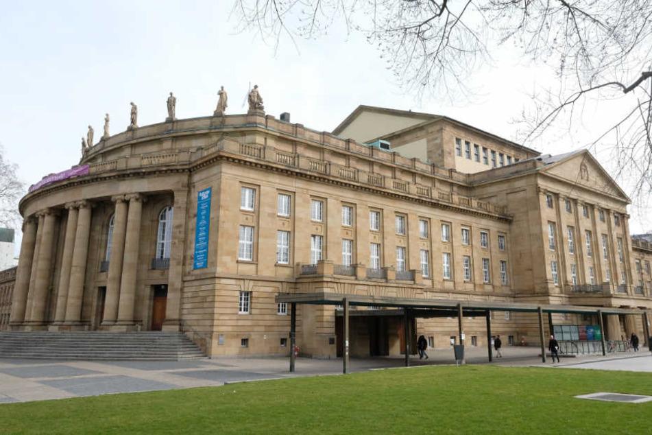 Soll in den kommenden Jahren aufwändig saniert werden: das Opernhaus.