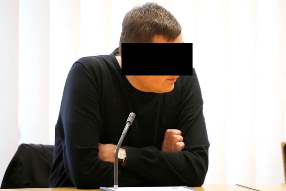 Am Mittwoch musste sich der Chemnitzer Sven I. wegen fahrlässiger Tötung vor dem Amtsgericht verantworten.