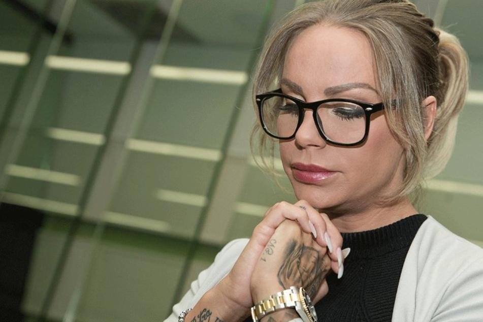 Ab Freitag steht Gina-Lisa Lohfink wieder in Berlin vor Gericht (Archivbild).