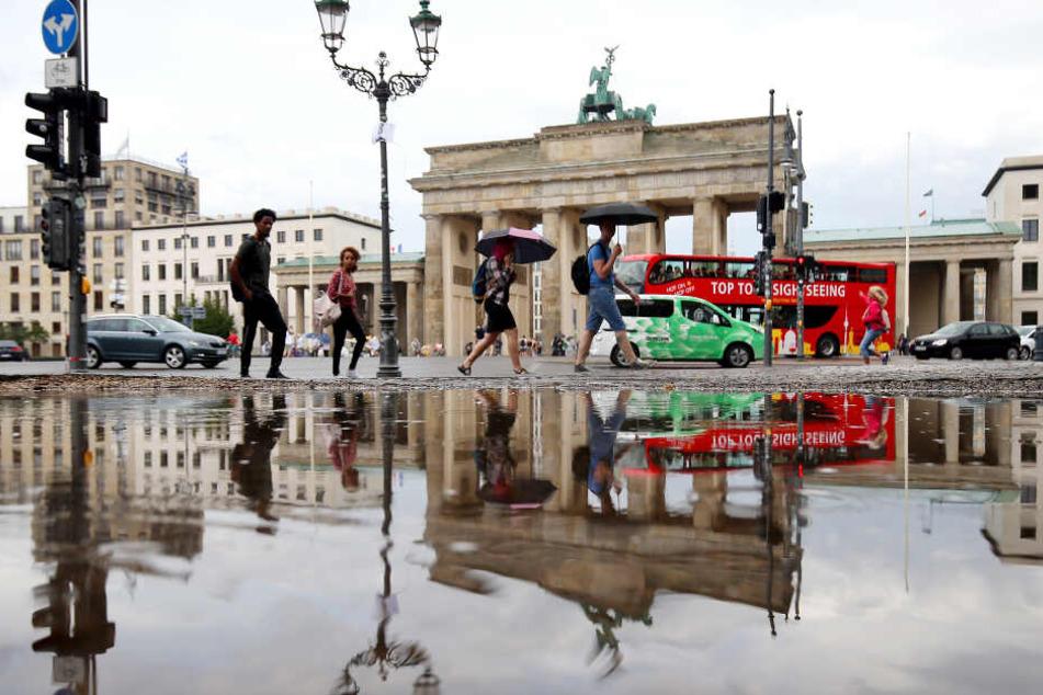 Wie Ist Das Wetter Jetzt In Berlin