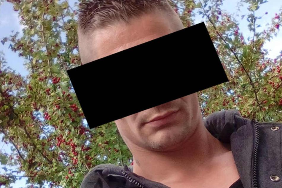 Daniel P. (33) soll angeblich eine 18-Jährige in ihrer Wohnung gefangen gehalten haben.