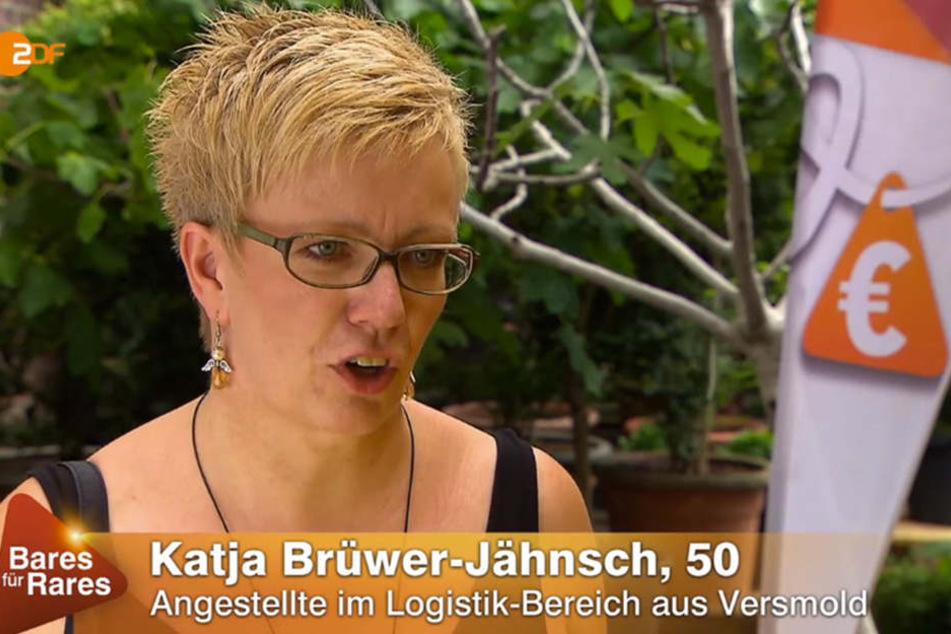 Die Versmolderin, war am Mittwoch Live im ZDF zu sehen.
