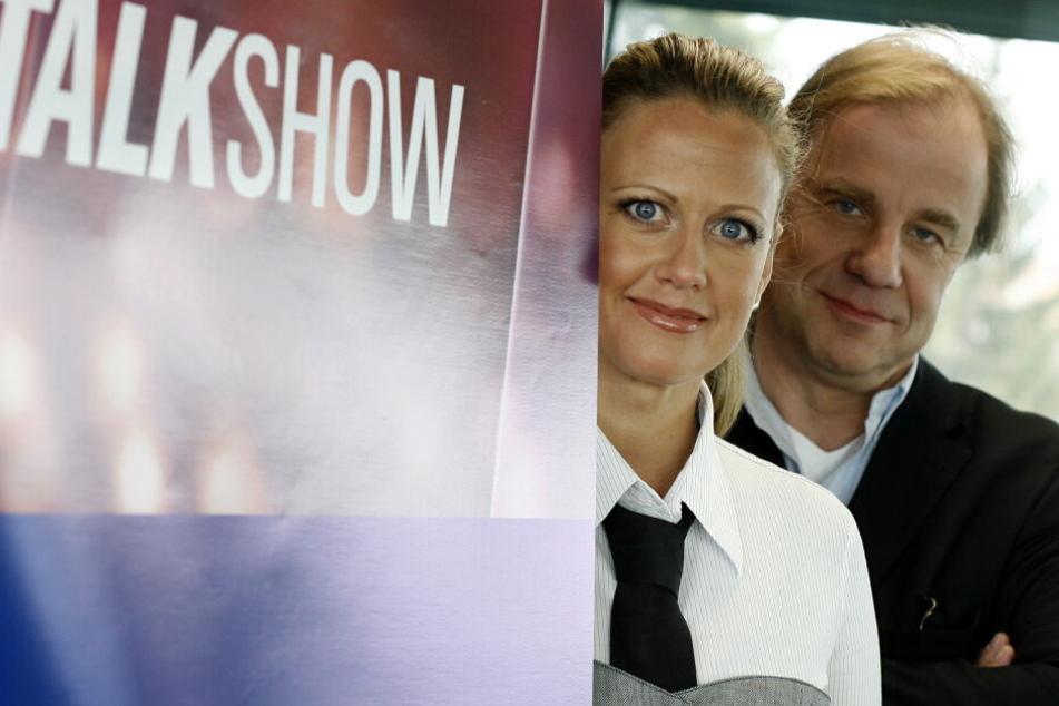 Seit 2008 moderieren Barbara Schöneberger und Hubertus Meyer-Burckhardt die Talkshow im NDR-Fernsehen.