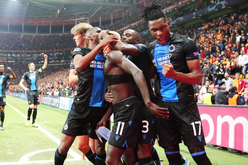 Der FC Brügge durfte in dieser Saison nicht nur in der Champions League spielen und einen Sieg bejubeln, sondern darf sich nun auch über die vorzeitige Meisterschaft freuen.