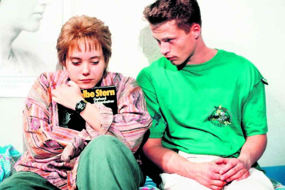 """Süße 27 Jahre alt war Til Schweiger (heute 54) als er 1990 zur """"Lindenstraße"""" kam. Zwei Jahre lang spielte er Jo Zenker."""