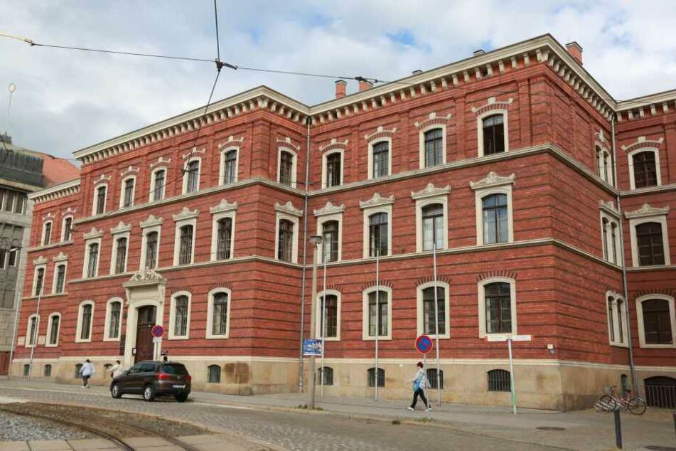 Das Landgericht in Görlitz.