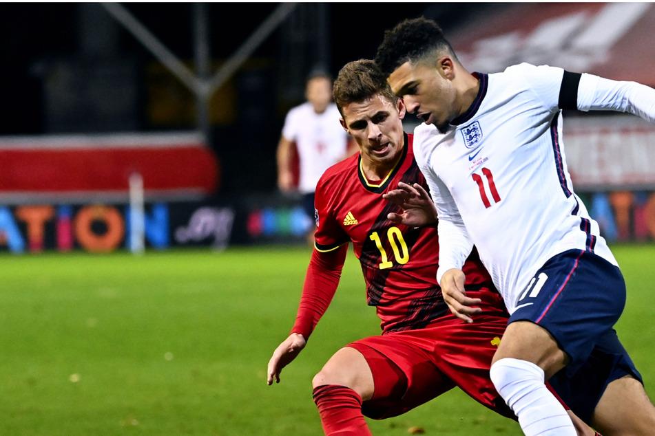 BVB-Star Jadon Sancho aus Englands Spieltagskader gestrichen! Coach Southgate nennt den Grund