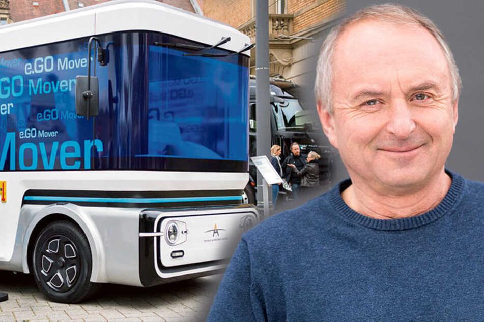 Autonomes Fahren: Sachsen investiert Millionen in die Zukunftstechnik