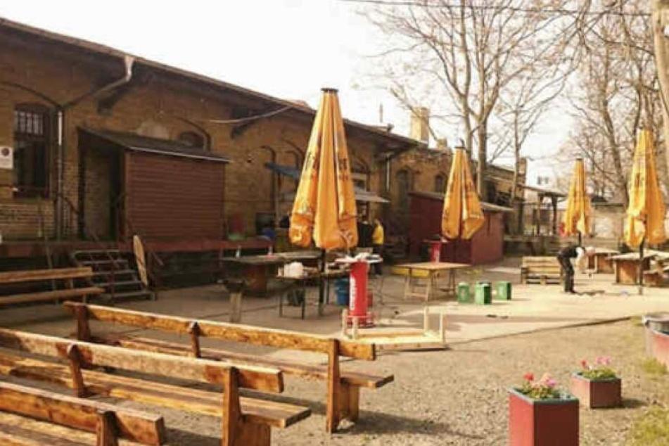 Das Ende des TV Clubs auf dem Eutritzscher Freiladebahnhof wurde noch einmal verschoben.