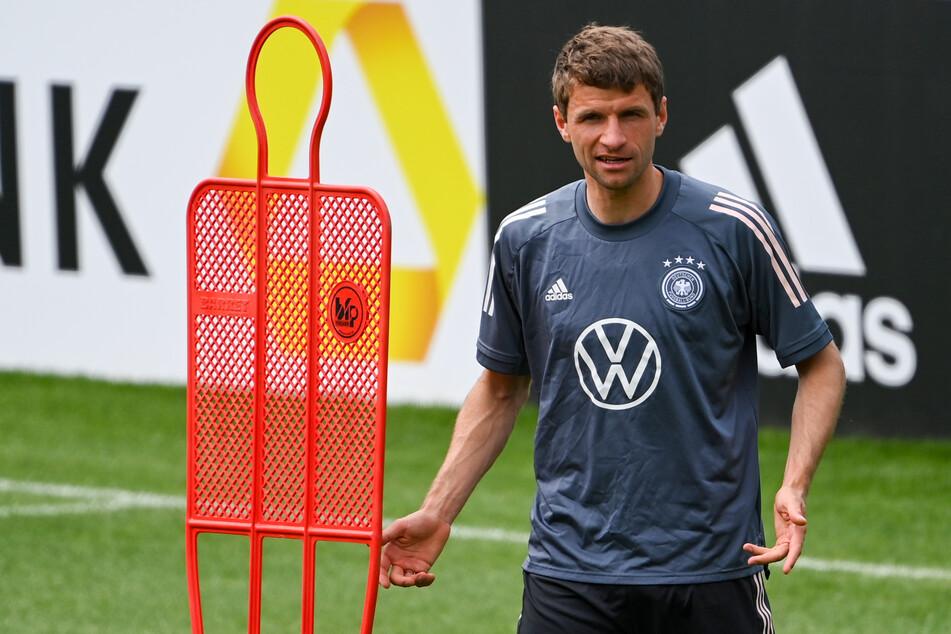 Karl-Heinz Rummenigge (65) traut Thomas Müller (31) eine entscheidende Rolle im Team der Nationalmannschaft bei der Europameisterschaft zu.