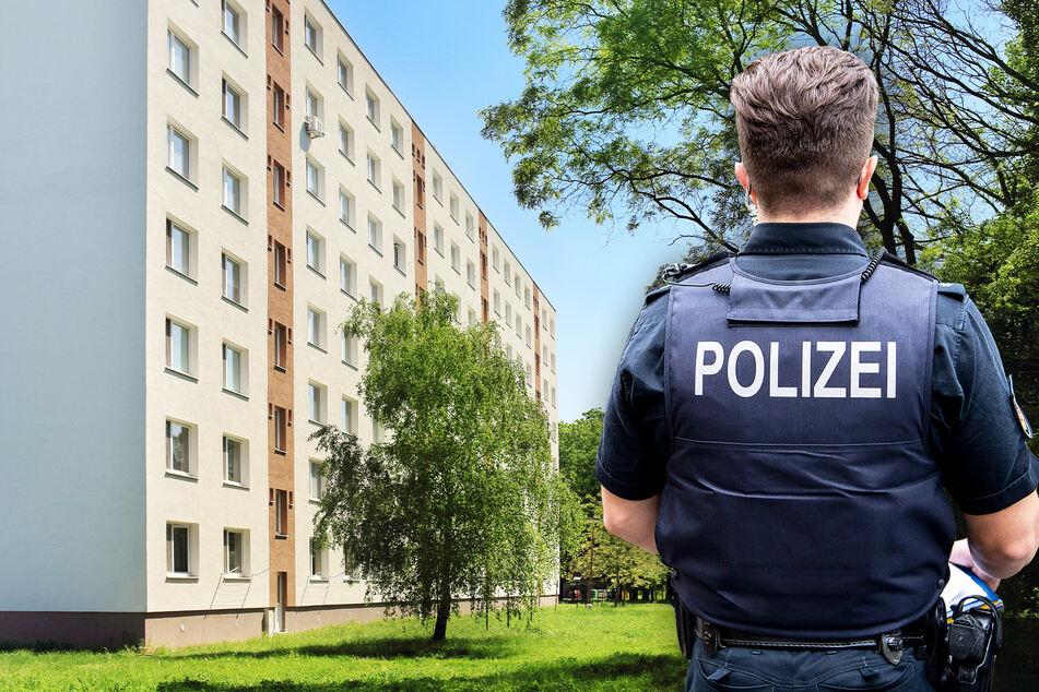 Durch ein geöffnetes Fenster warfen Kinder Steine in eine Wohnung und trafen einen Mann (41). Die Polizei ermittelt in dem Fall gegen einen Zehnjährigen (Symbolbild).