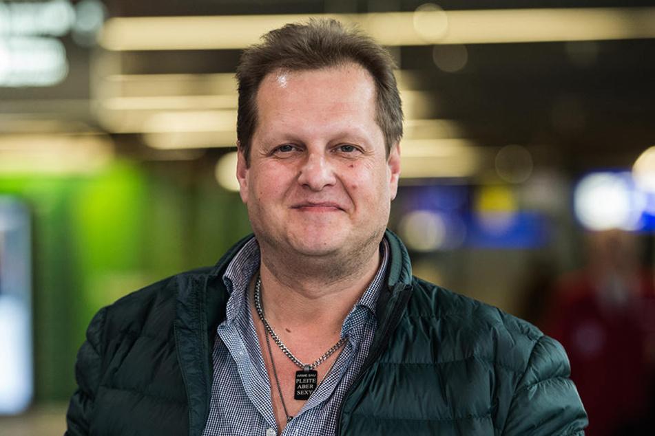 Jens Büchner (49) hinterlässt fünf leibliche und drei Stiefkinder.