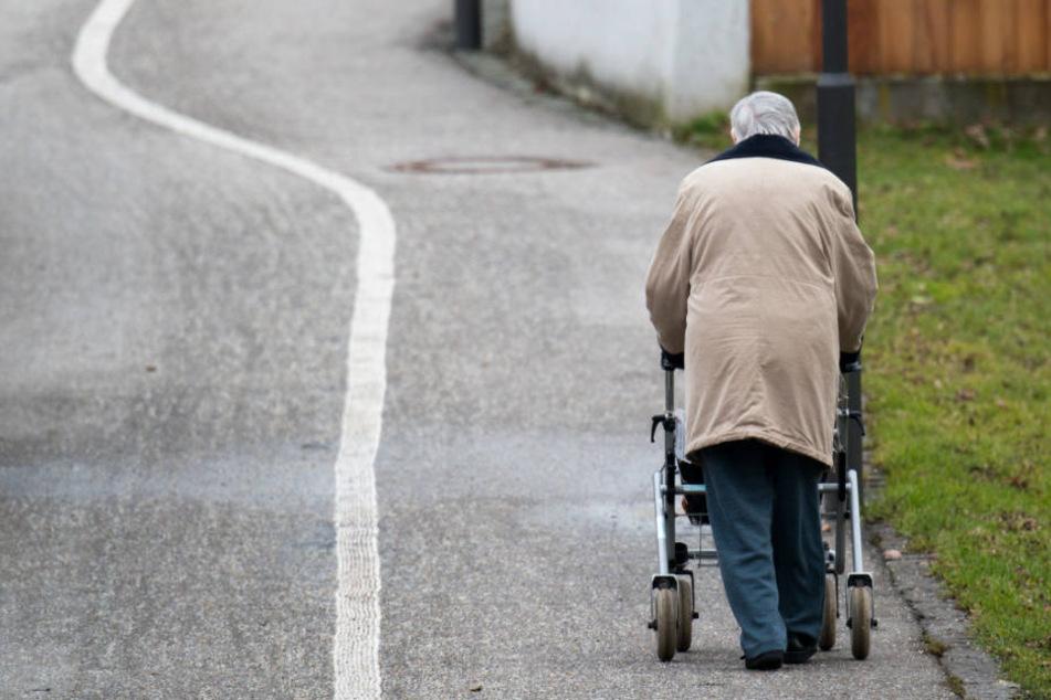 Vor allem die Angst vor Demenz ist im Freistaat gestiegen. (Symbolbild)