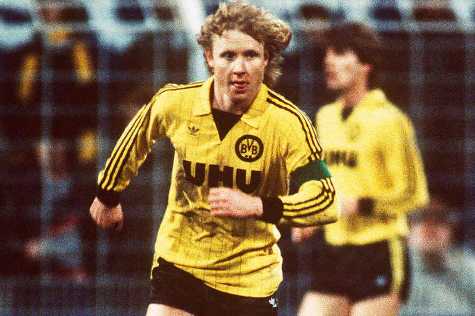 Manfred Burgsmüller spielte sieben Jahre für Borussia Dortmund.