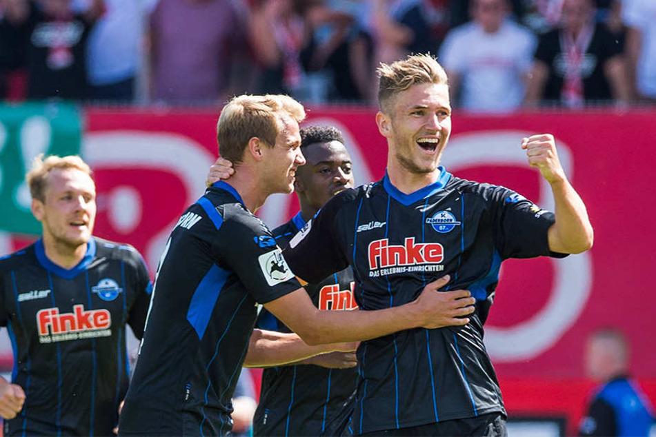 Der SC Paderborn empfängt den VfL Bochum in der 2. Runde.