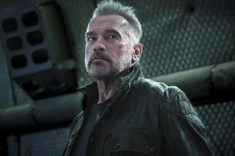 Arnold Schwarzenegger kommt als gealterter Terminator T-800 mal wieder zurück!