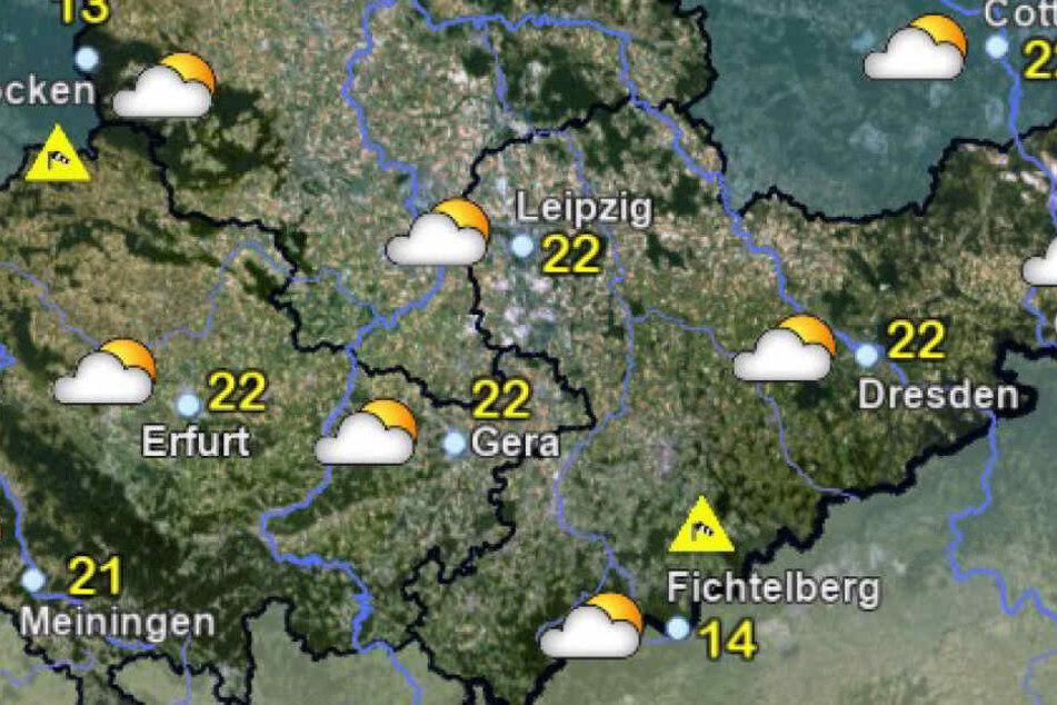 Wetter In Sachsen