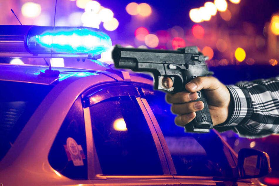 Lebensgefahr! Mann durch Schuss in Mehrfamilienhaus schwer verletzt
