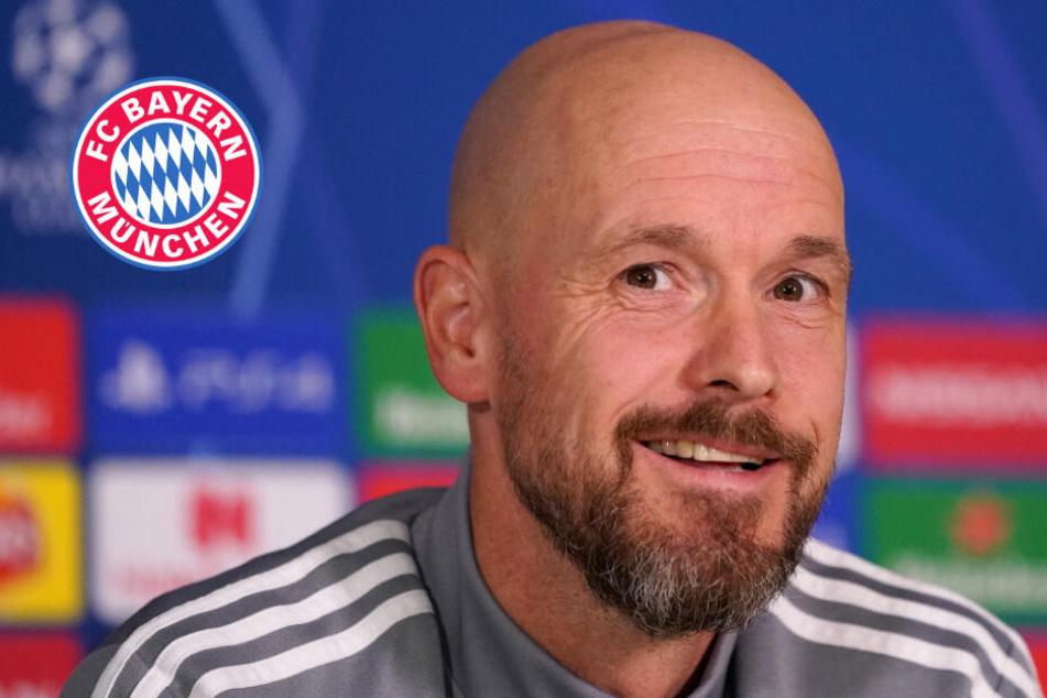 FC Bayern: Ajax spricht Machtwort bei Wunschkandidat ten Hag