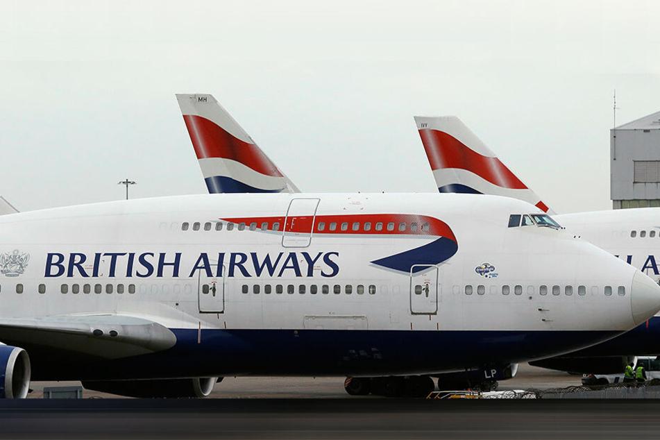 Tausende Passagiere von British-Airways-Flügen müssen auf den Londoner Flughäfen Geduld haben.