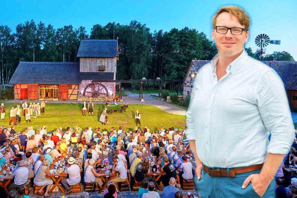 Festspiele in Schwarzkollm: Heimspiel für den neuen Krabat-Autor!