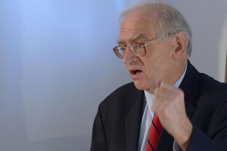 Soziologe Karl-Siegbert Rehberg (73).
