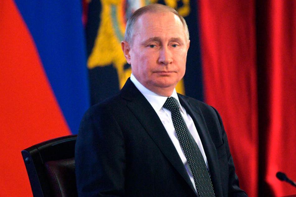 Wladimir Putin will den Gottesbegriff in der Verfassung Russlands verankern.