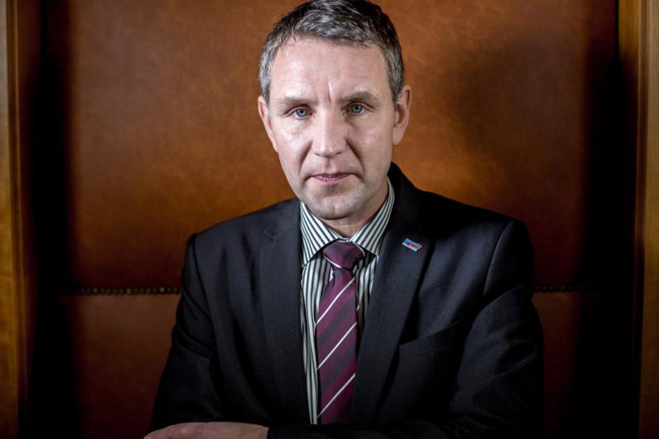 In einem Brief hat Björn Höcke (Afd) seine Dresdner Rede als Fehler eingestanden.