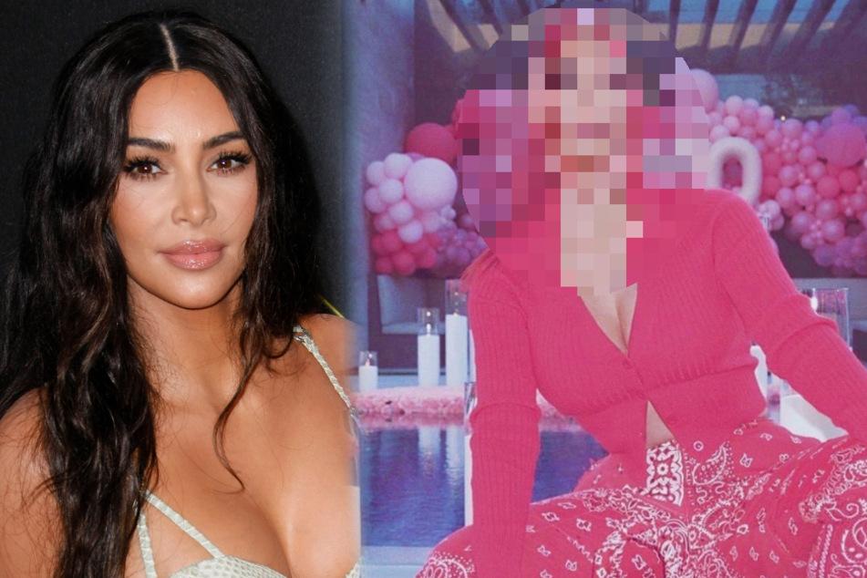 Hättet Ihr sie erkannt? So sieht jetzt Kim Kardashian aus!