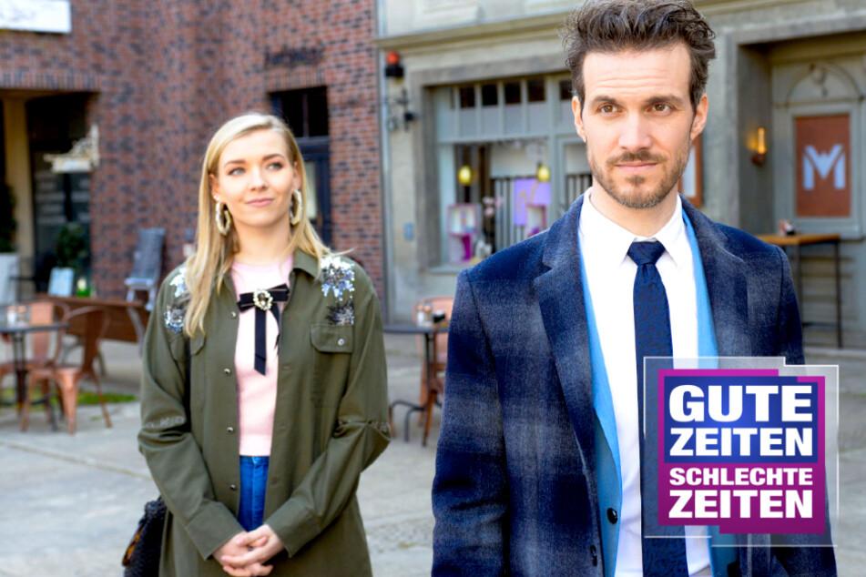Liebes-Wirrwarr bei GZSZ: Werden Brenda und Felix wieder ein Paar?