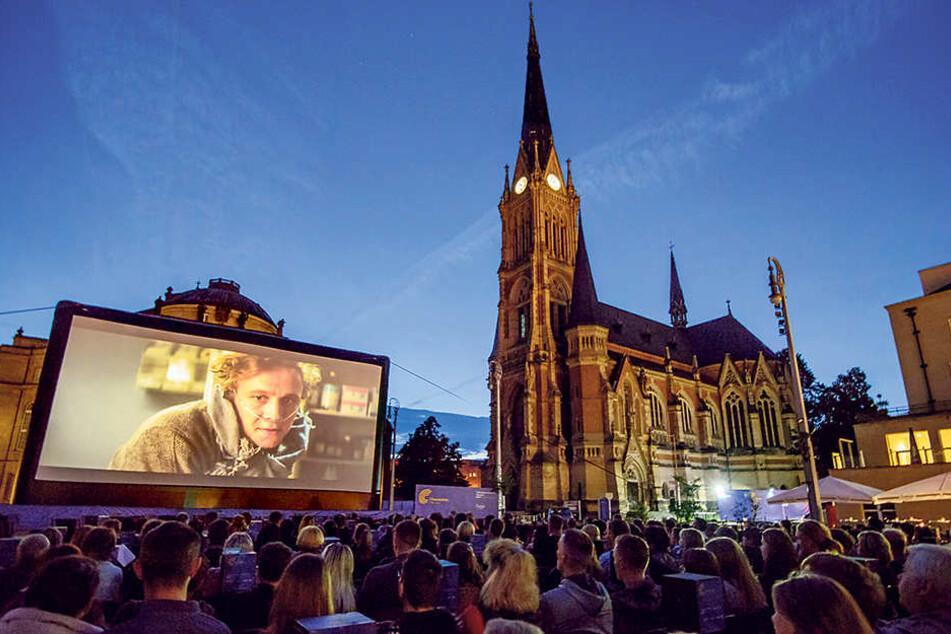 Für die siebte Auflage der Filmnächte Chemnitz suchen die Veranstalter  noch Personal.