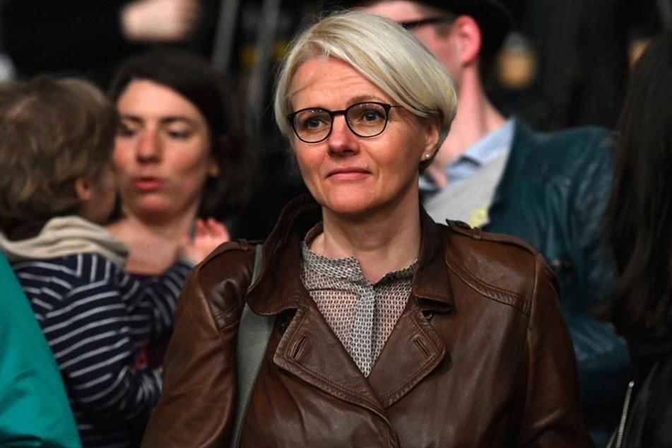 Verkehrssenatorin Regine Günther (parteilos) steht wegen der Verzögerung beim Radgesetz heftig in der Kritik.