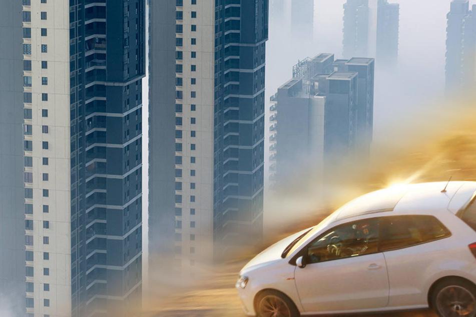 Bis 2025 sollen Dieselautos aus Mexiko, Paris, Athen und Madrid verschwinden.