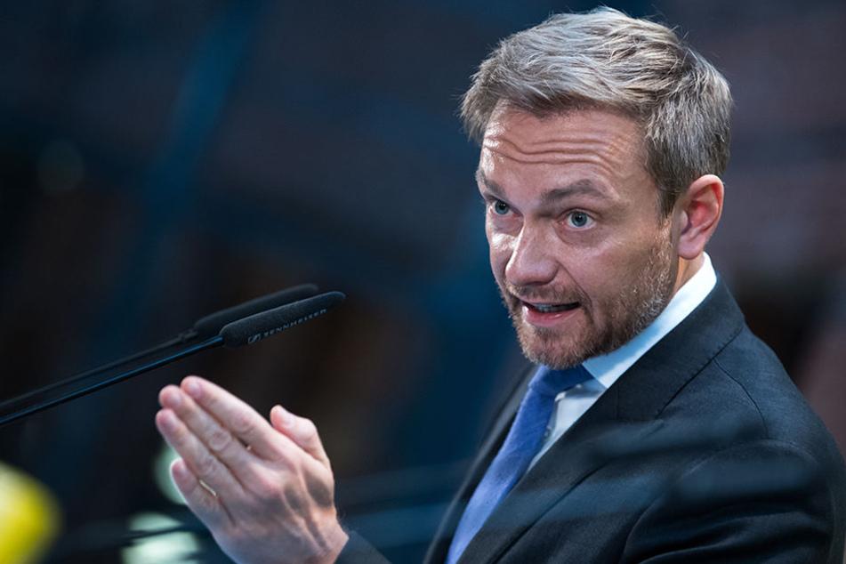 """""""Mit der AfD ergreifen wir keine Initiativen"""", so der FDP-Vorsitzende."""