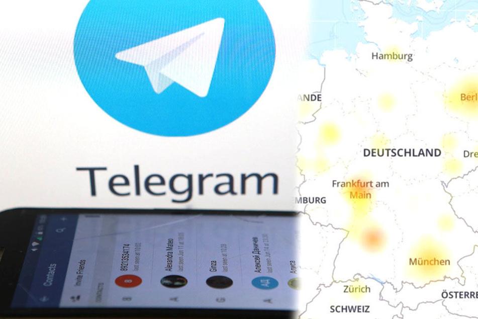 Telegram Störungen