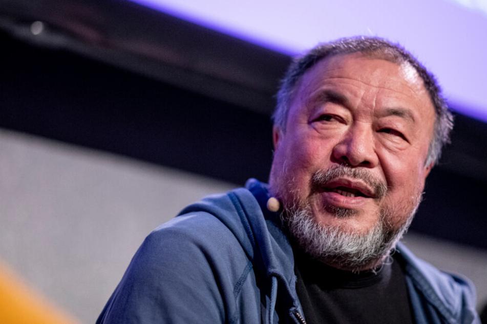 Kultur-Aktivist Ai Weiwei fordert mit Kunst-Projekt Mitgefühl für Flüchtlinge