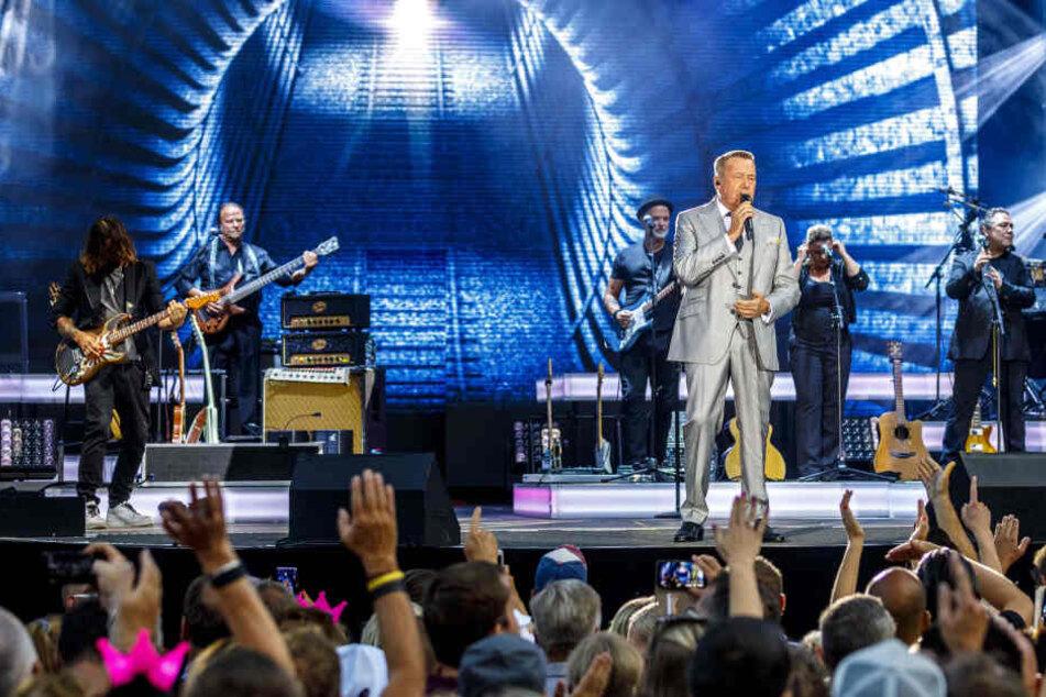 Konzertauftakt: Der Kaiser feiert wieder Heimspiel in Dresden!