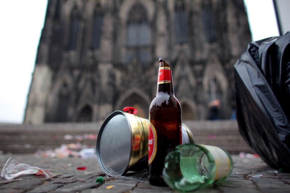 Während noch viele Jecken feierten, zog die Stadt Köln am 11.11. gegen 16 Uhr ein erstes Zwischenfazit.