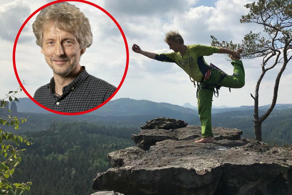 Dresden: Aus Liebe zum Bergsteigen: Dresden-Politiker wird Chef von Sachsens größtem Kletterverein!